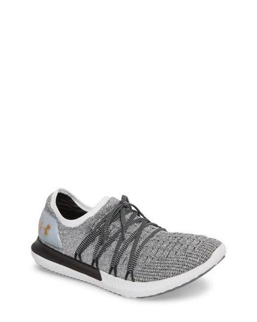 Under Armour - Metallic Speedform Slingshot 2 Sneaker - Lyst