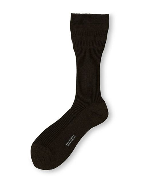 Pantherella | Brown 'comfort Top' Dress Socks for Men | Lyst