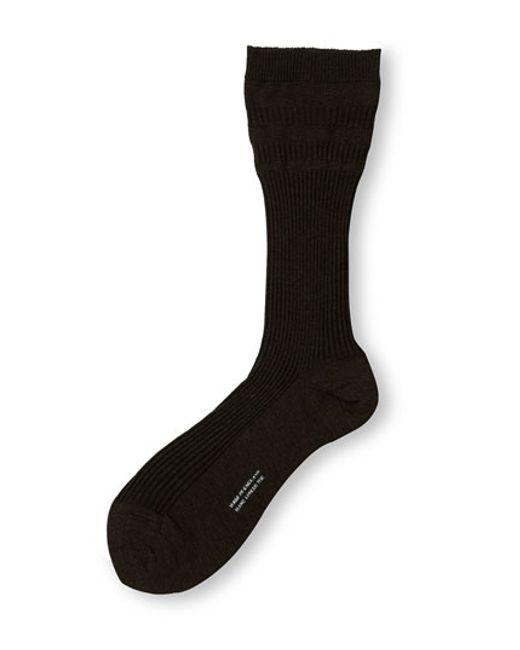 Pantherella | Brown 'comfort Top' Dress Socks for Men | Lyst