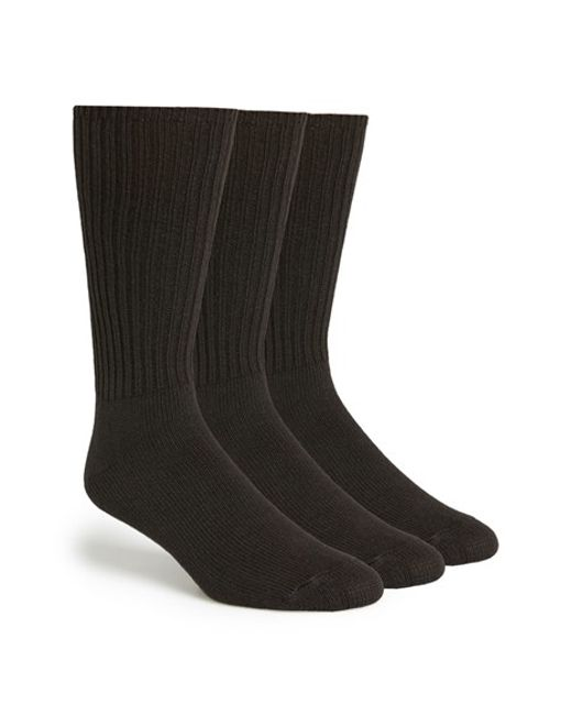 Calvin Klein | 3-pack Casual Socks, Black for Men | Lyst