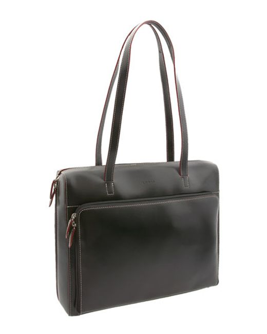 Lodis | Black 'audrey Collection - Organizer' Tote With Shoulder Strap | Lyst