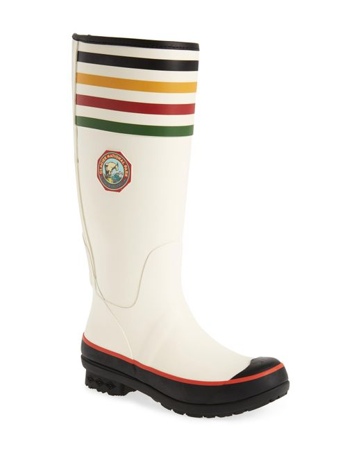 Pendleton - Multicolor Glacier National Park Tall Waterproof Rain Boot - Lyst