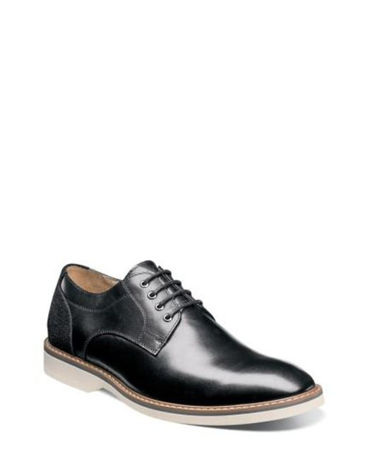 Florsheim | Black Union Buck Shoe for Men | Lyst
