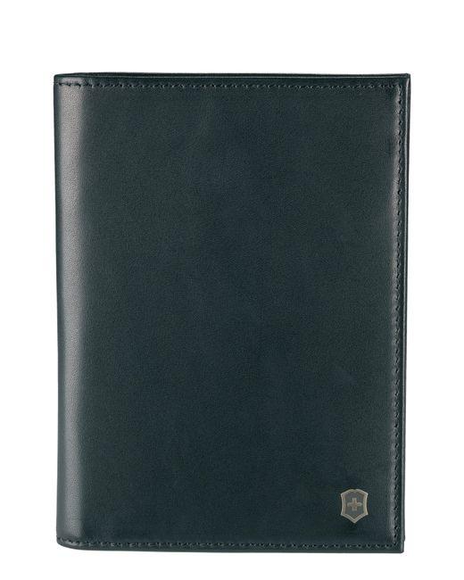 Victorinox - Black Victorinox Swiss Army Altius Edge Leibnitz Travel Wallet for Men - Lyst