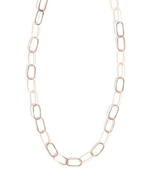 Melissa Joy Manning | Metallic Link Necklace | Lyst