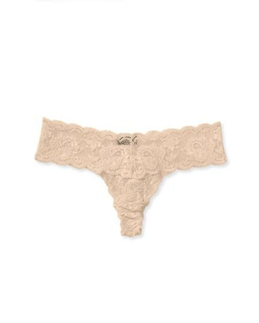 Cosabella | Natural 'never Say Never Cutie' Thong | Lyst