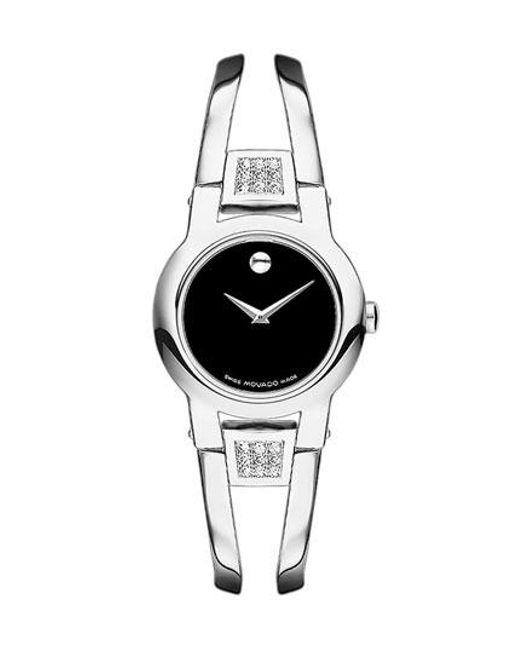 Movado | Metallic 'amorosa' Bracelet Watch | Lyst