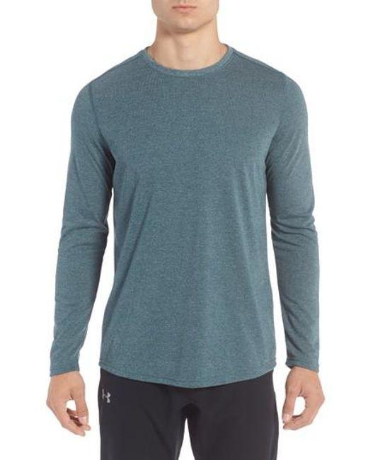 Under Armour | Gray Threadborne Performance T-shirt for Men | Lyst