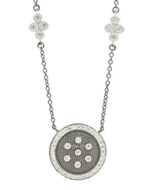 Freida Rothman | Metallic Pendant Necklace | Lyst