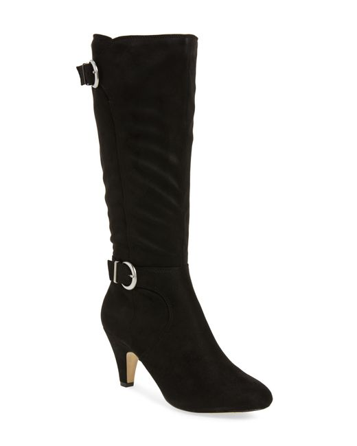 Bella Vita - Black Toni Ii Knee High Boot - Lyst