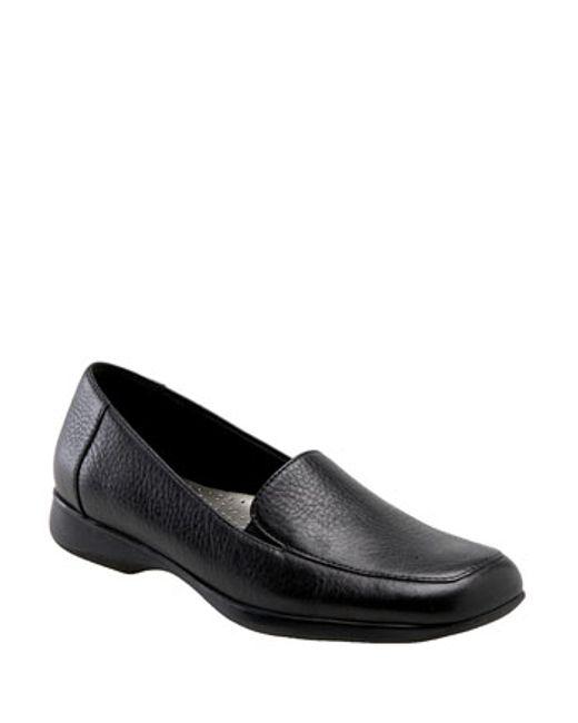 Trotters | Black 'jenn' Loafer | Lyst