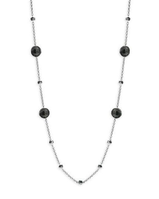 Ippolita | Metallic 'rock Candy - Mini Lollipop' Long Necklace (online Only) | Lyst