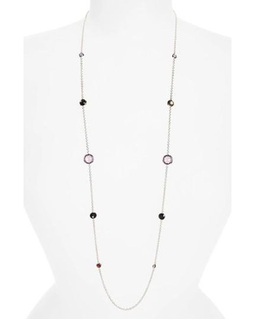 Ippolita | Red 'rock Candy - Lollipop' Long Necklace (online Only) | Lyst