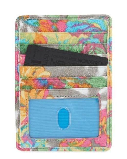 Hobo   Black 'euro Slide' Credit Card & Passport Case   Lyst
