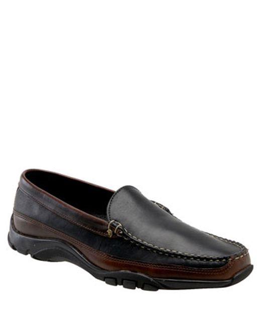 Allen Edmonds | Black 'boulder' Driving Loafer for Men | Lyst
