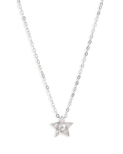 Nadri   Metallic Reminisce Star Pendant Necklace   Lyst