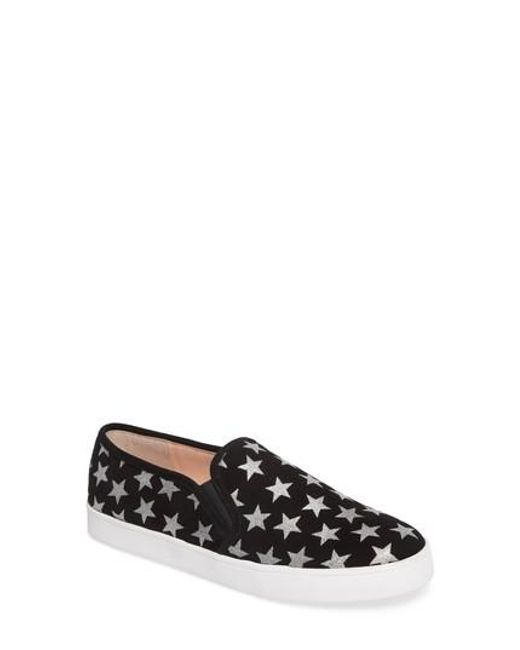 Kate Spade | Black Liberty Slip-on Sneaker | Lyst