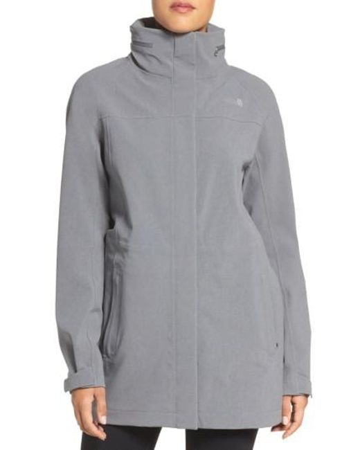 The North Face | Gray Apex Flex Gore-tex Disruptor Jacket | Lyst