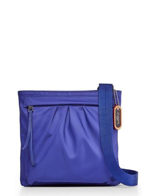 b03c763112b Lyst - Mz Wallace Jordan Bedford Nylon Crossbody Bag in Blue