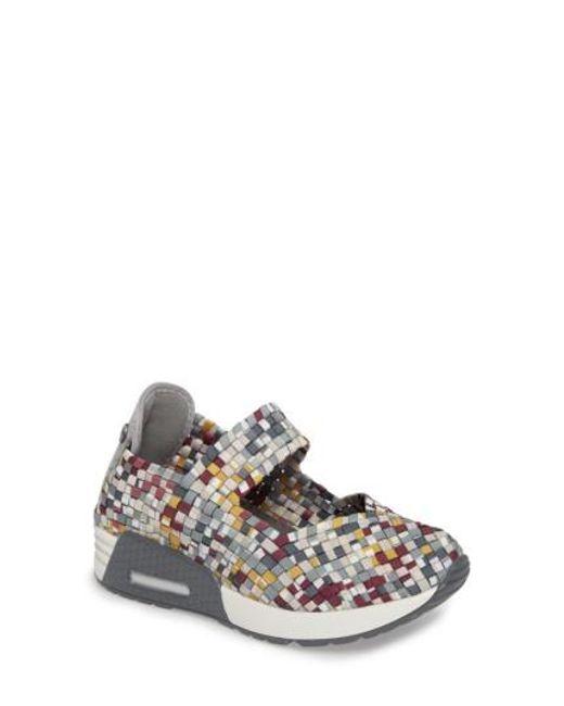 Bernie Mev | Multicolor Best Charm Mary Jane Sneaker | Lyst