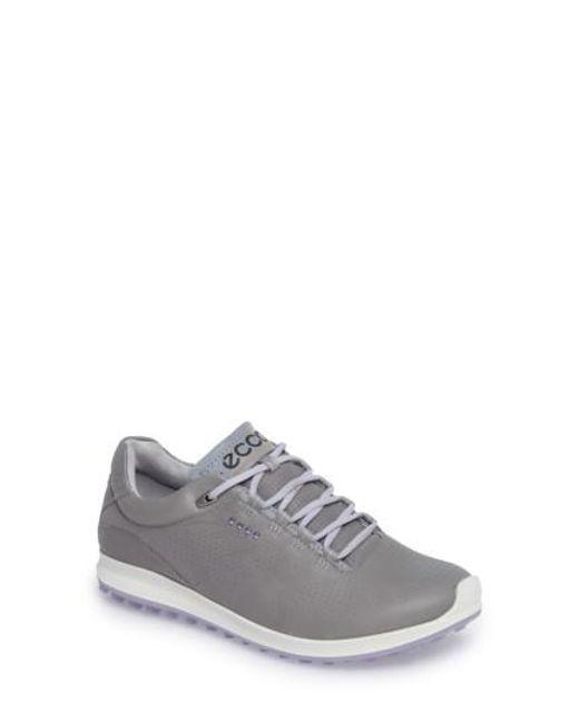 Ecco | Gray Biom 2 Hybrid Water-repellent Golf Shoe | Lyst