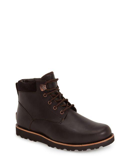 Ugg Brown Ugg Seton Waterproof Chukka Boot for men