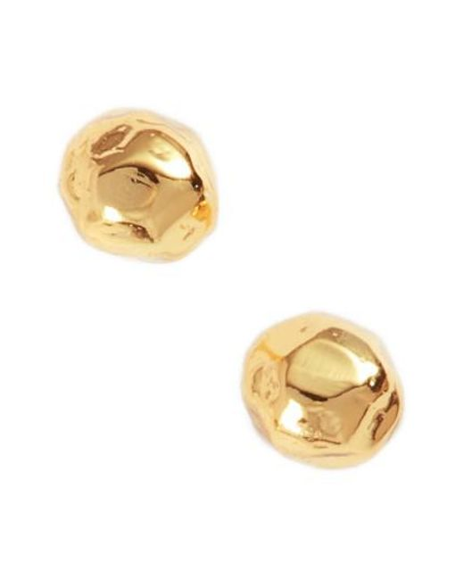 Gorjana - Metallic Leucadia Mini Stud Earrings - Lyst