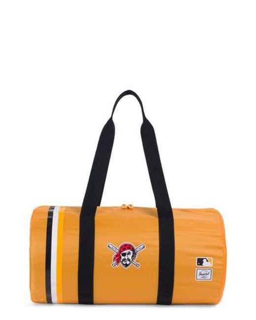 1e8b85dfc64b Herschel Supply Co. - Blue Packable - Mlb National League Duffel Bag for Men  -