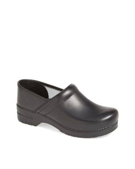 Dansko | Black 'professional' Slip-on for Men | Lyst