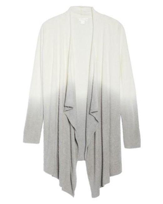 Barefoot Dreams   White Barefoot Dreams Cozychic Lite Calypso Wrap Cardigan   Lyst