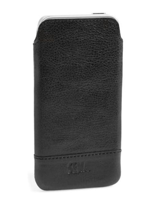 Sena | Black 'heritage' Iphone 5 & 5s Pouch Case for Men | Lyst