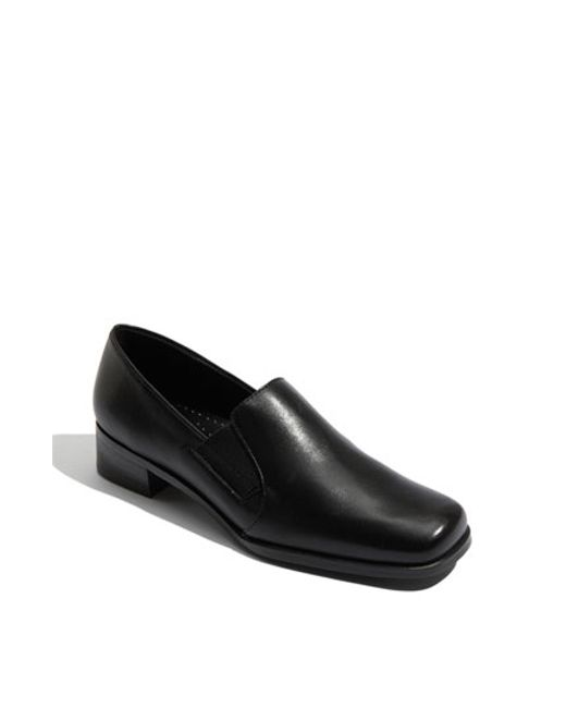 Trotters | Black 'ash' Slip-on | Lyst