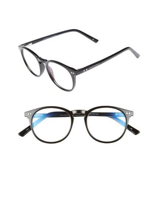 Privé Revaux - Black The Maestro 48mm Blue Light Blocking Glasses for Men - Lyst