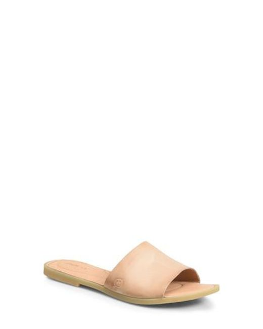 Loren Slide Sandals 55bM0