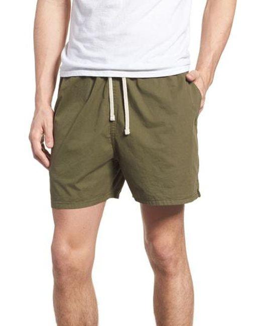 Zanerobe - Green Zephyr Shorts for Men - Lyst