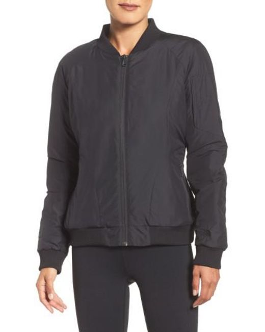 The North Face | Black 'rydell' Water Resistant Heatseeker(tm) Insulated Bomber Jacket | Lyst