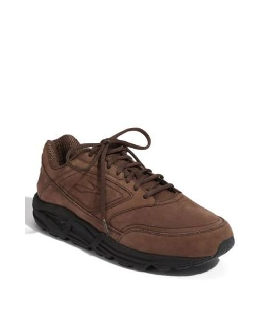 Brooks | Brown 'addiction' Walking Shoe for Men | Lyst