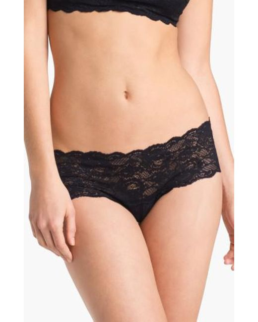 Cosabella | Black 'never Say Never' Hipster Briefs | Lyst