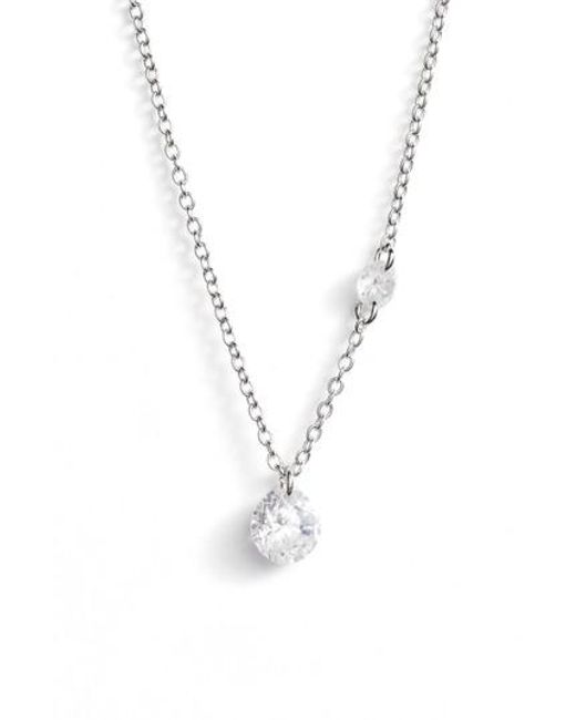 necklace briolette summer deals pendant cubic on zirconia nordstrom shop shopping