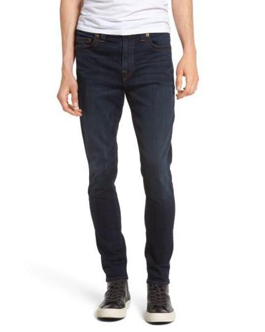 True Religion | Blue Jack Skinny Fit Jeans for Men | Lyst