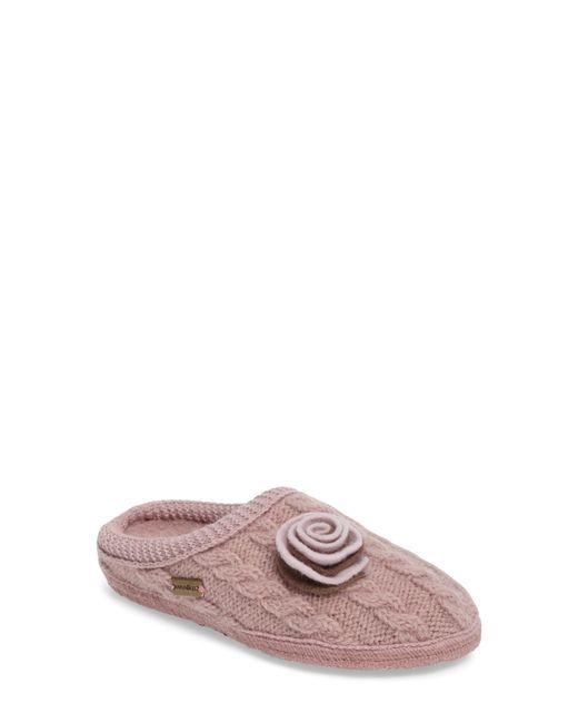 Haflinger - Pink Jewel Slipper - Lyst