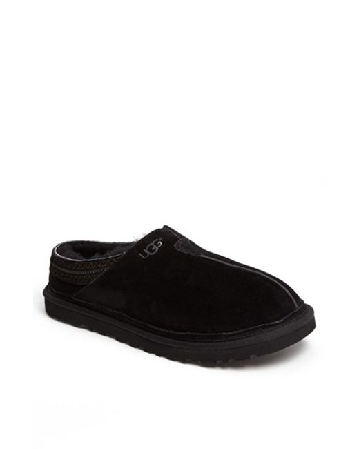 Ugg | Black Ugg Neuman Slipper for Men | Lyst