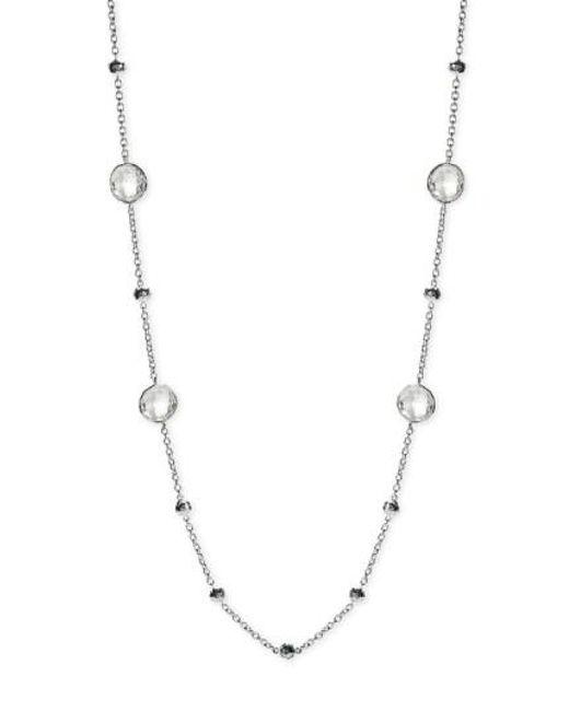 Ippolita | Metallic 'rock Candy - Mini Lollipop' Long Necklace | Lyst