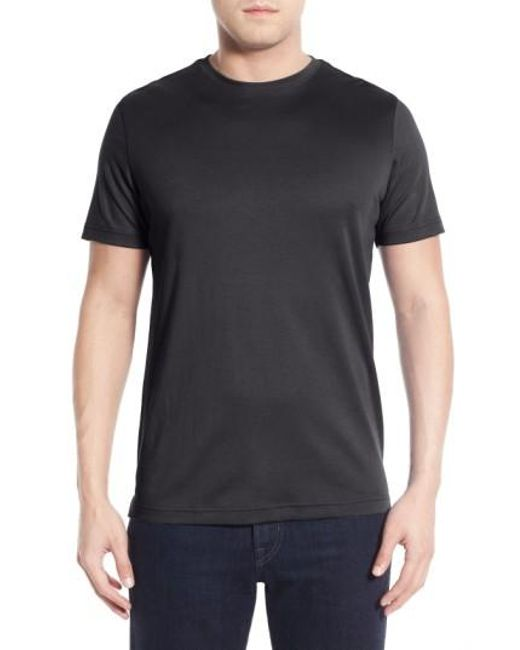 Robert Barakett | Black 'georgia' Crewneck T-shirt for Men | Lyst