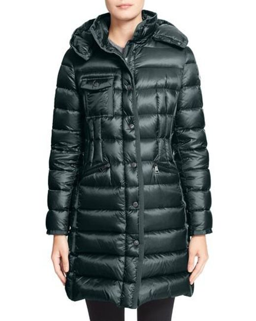 moncler hermine green