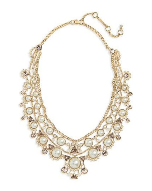Givenchy   Metallic Chelsea Drama Collar Necklace   Lyst