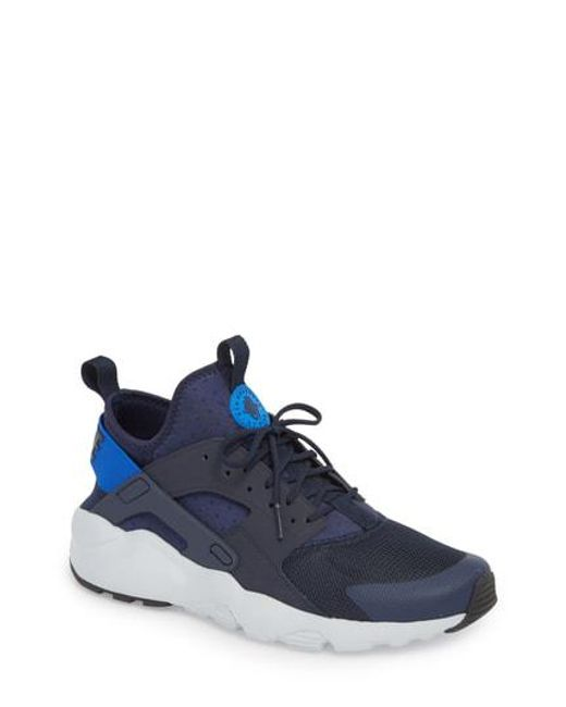 18c01b807959 Lyst - Nike Air Huarache Run Ultra Sneaker in Blue for Men