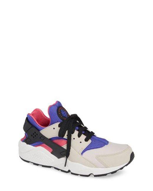 Nike - Black 'air Huarache' Sneaker for Men - Lyst