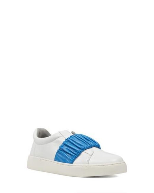 Nine West - Blue Pindiviah Slip-on Sneaker - Lyst