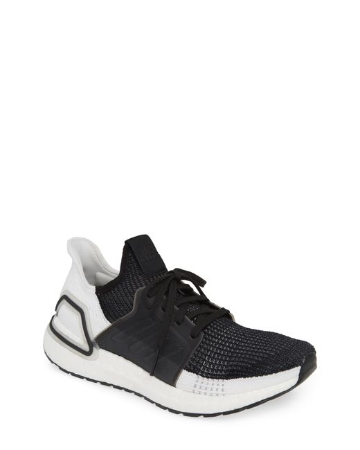 online retailer c431d ae2e5 Adidas - Black Men s Ultraboost 19 Primeknit Low - Top Sneakers for Men ...